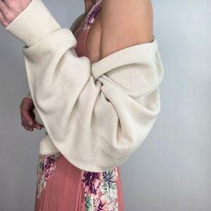 Vintage Summer Dolman Pullover Cardigan